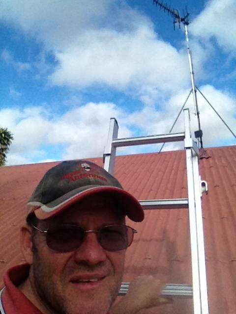 digital TV antenna installation in Mackay