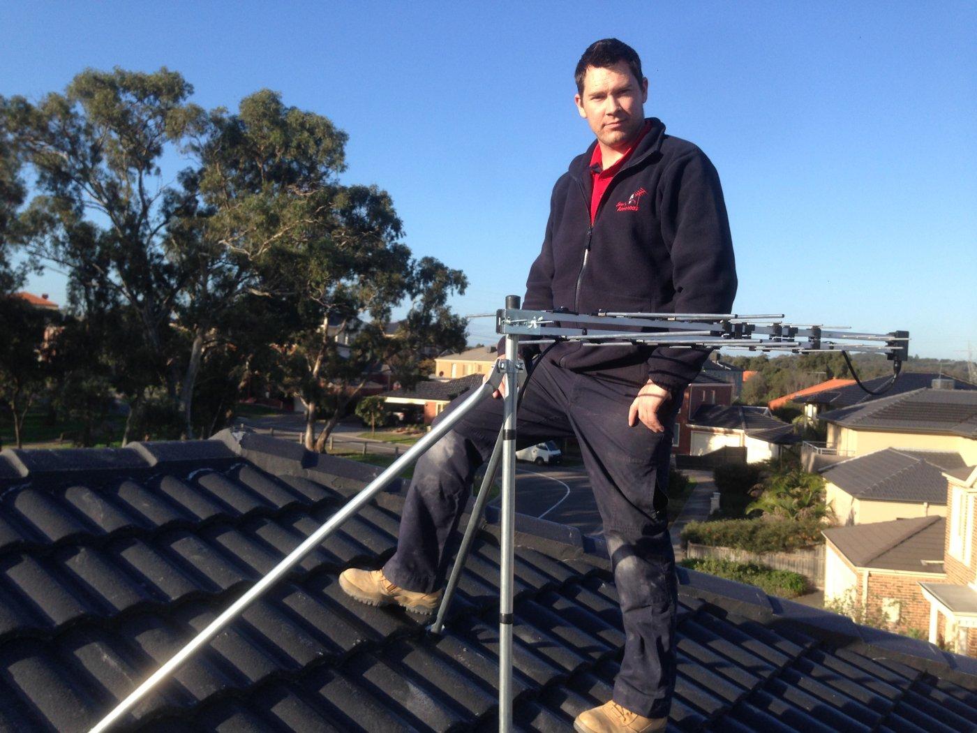 Essendon antenna repair