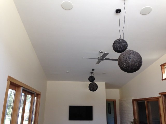 Ceiling Speaker Mounts