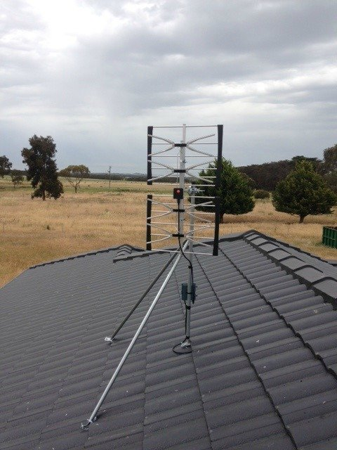 remote area antenna Ballarat