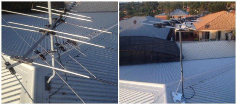 TV antenna installation Perth