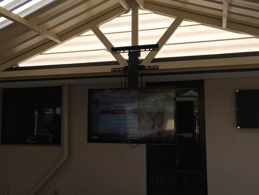 TV bracket installation Perth