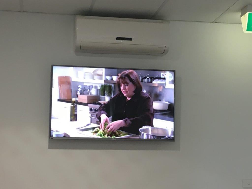 Office TV Wall Mount