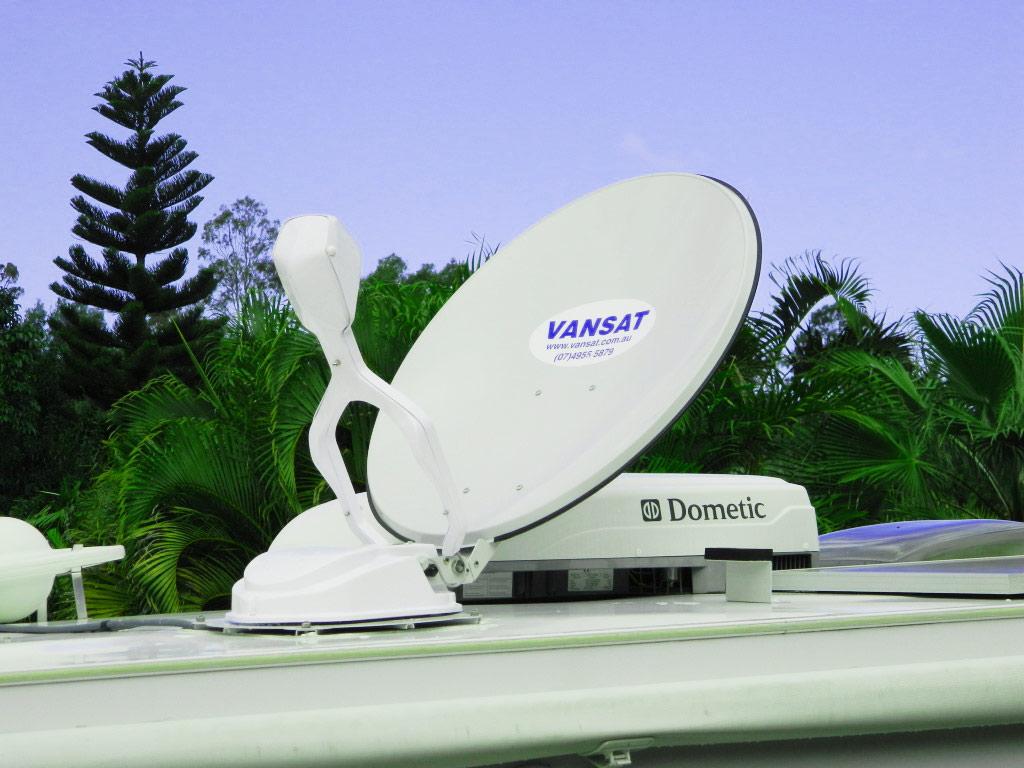 001-Vansat-Automatic-Satelite