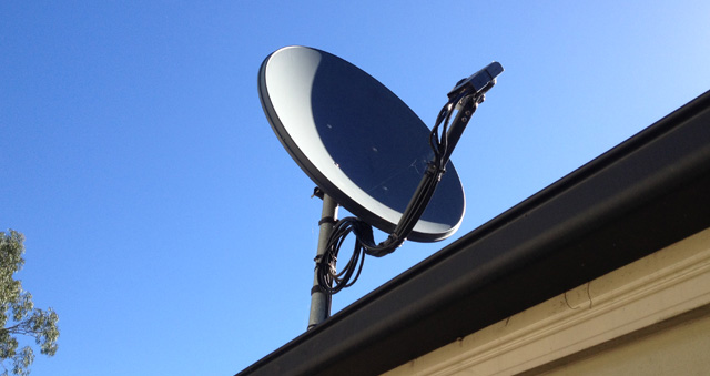 c-band_k-band_VAST_Satellite