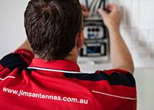antenna installation Bacchus Marsh