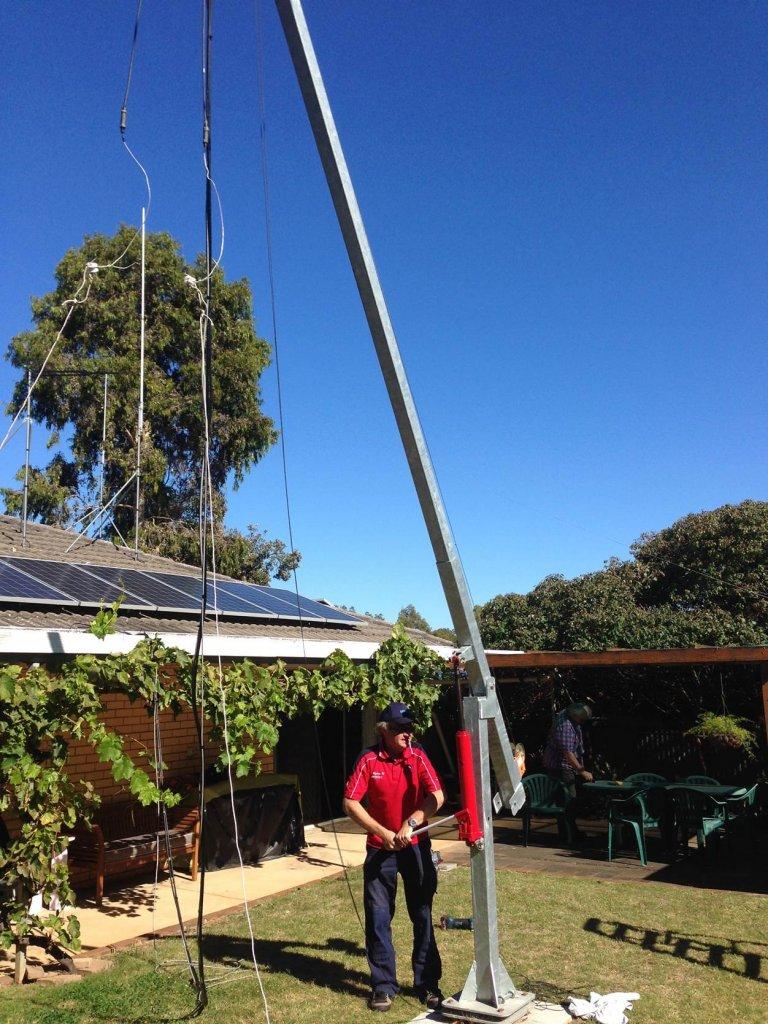 radio aerials Adelaide