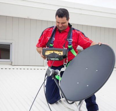 Satellite TV Installs (VAST)