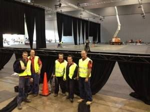Jims Antennas Provide MATV System In Melbourne For Telstra AGM