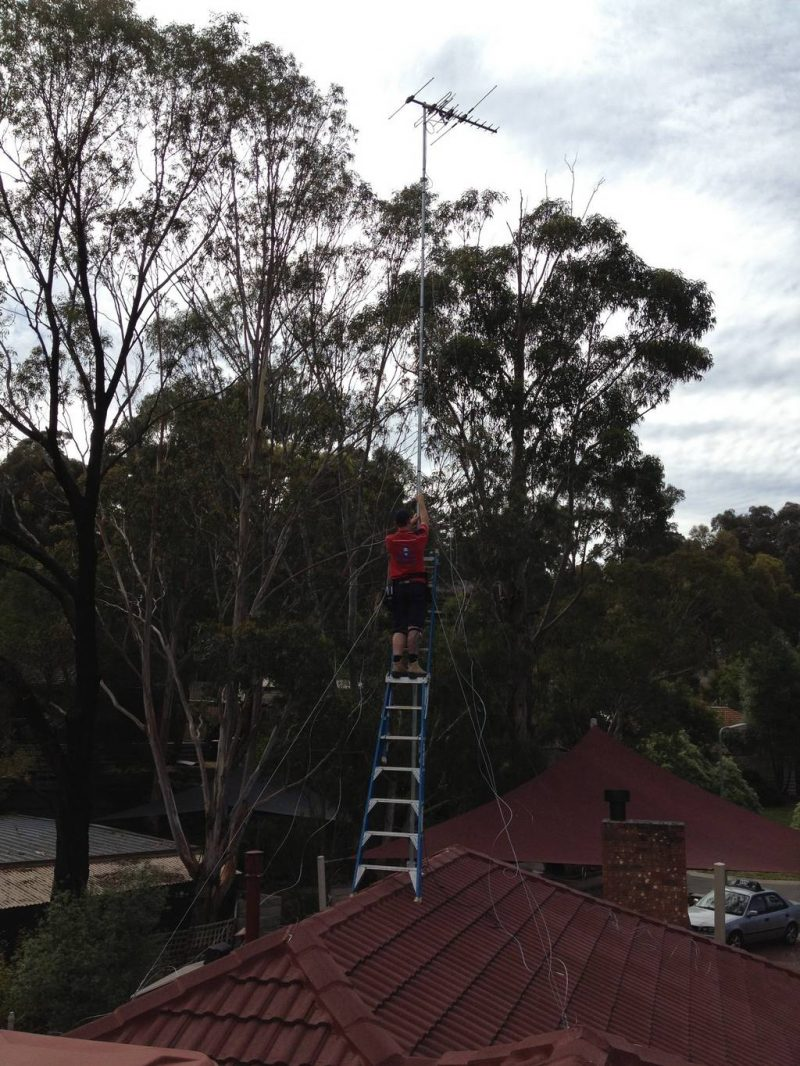 Antenna Installation Hurstbridge