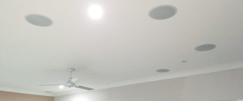 Jims Antennas Hervey Bay Concealed Ceiling Speakers