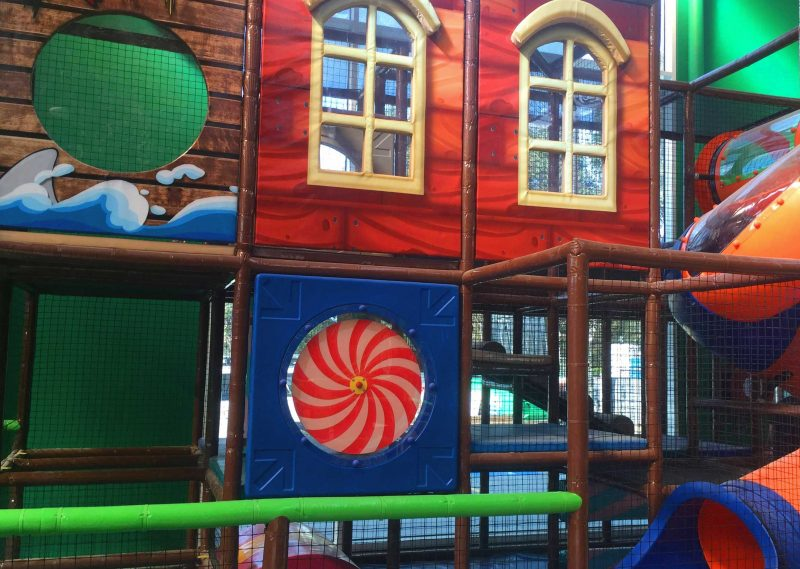 Antenna Installation is Child's Play at Croc's Play-centre Keilor Park