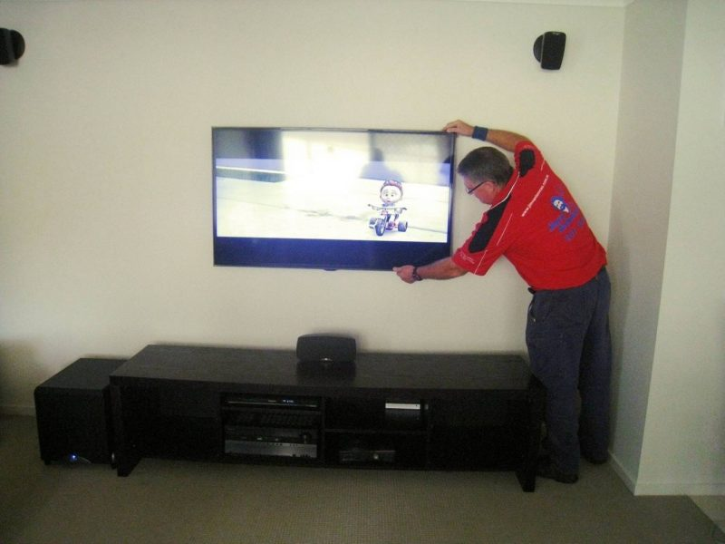 Home Theatre Installation …