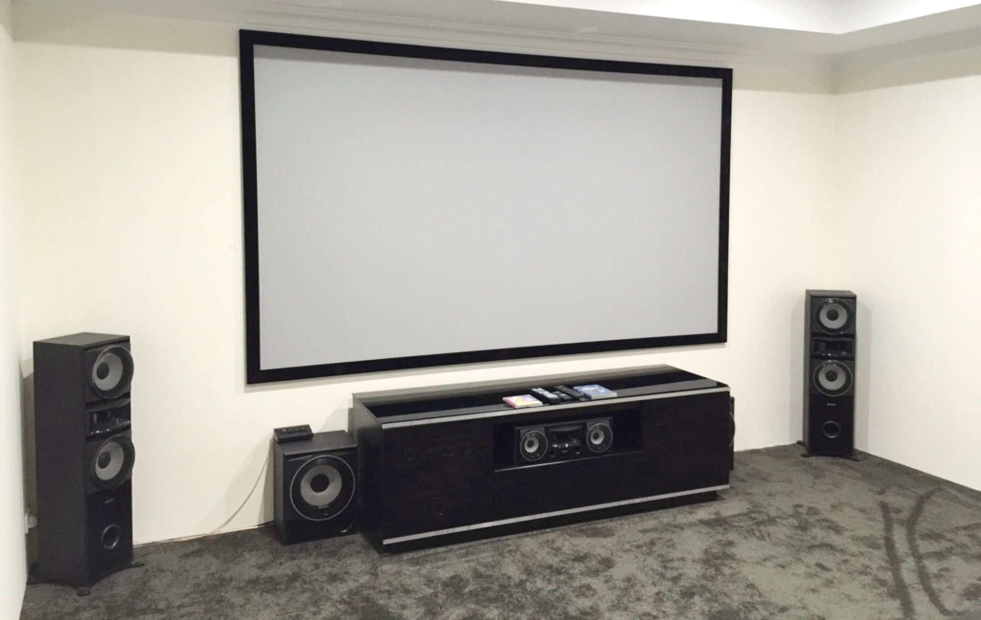 Home Theatre Installation And Set Up Jims Antennas Wiring Solutions