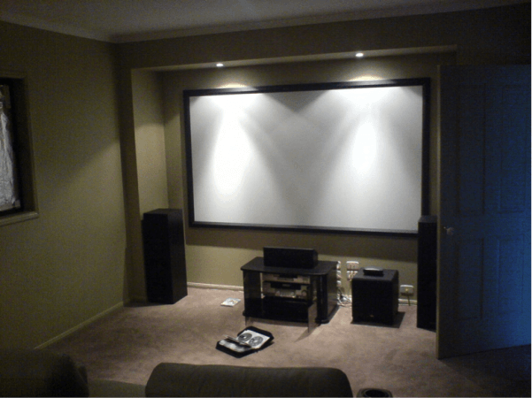 Home Theatre Design and Installation – Brisbane and Gold Coast