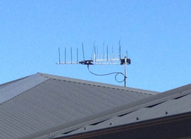 Birds Causing TV Antenna Worries? Call Jim's Antennas To Discuss Bird Spikes