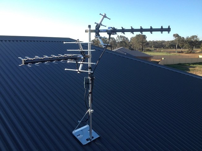 Antenna Installations in Shepparton