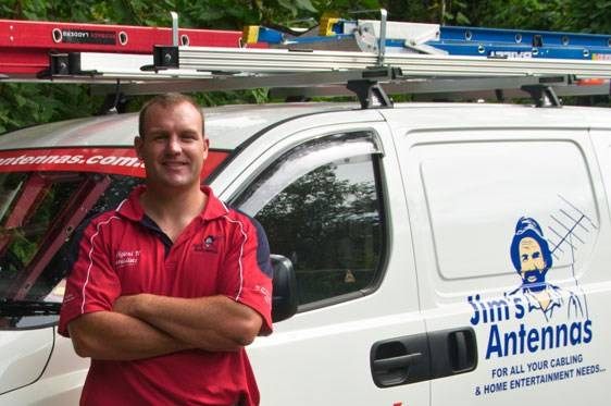 Honest, Friendly and Great Service from Jim's Antennas Coffs Harbour