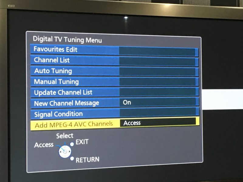 Having issues getting the new Freeview Channels?