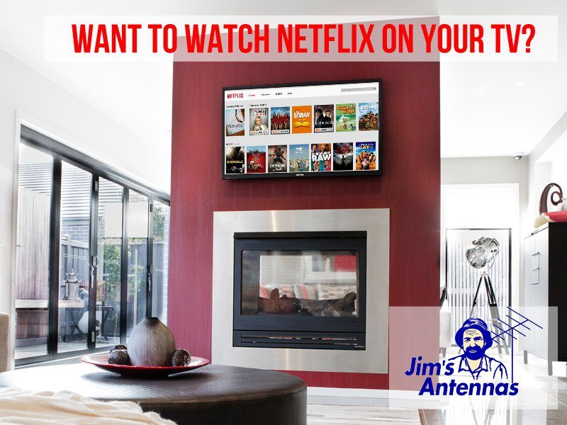 How Do I Get Netflix Onto My TV?