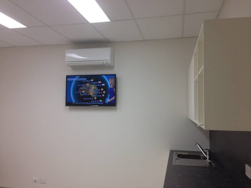 Office TV Installation Bayswater