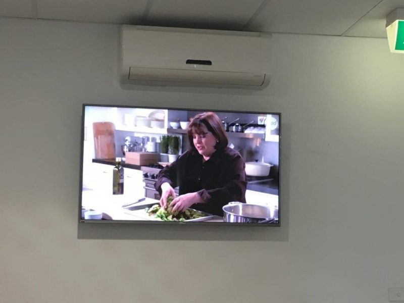 Office TV Wall Mount in Campbellfield