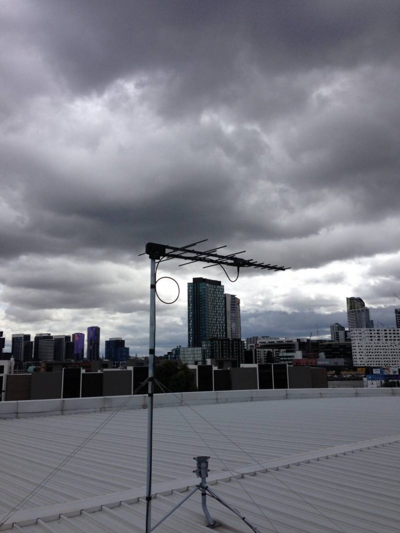 Poor TV Reception in the Docklands?  – No Problem