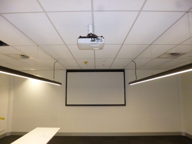 Jim's Antennas Installs AV to Bosch's New Headquarters