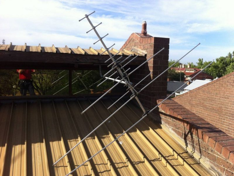 Recent Storm Damage In Adelaide – Jim's Antennas Are Here To Help