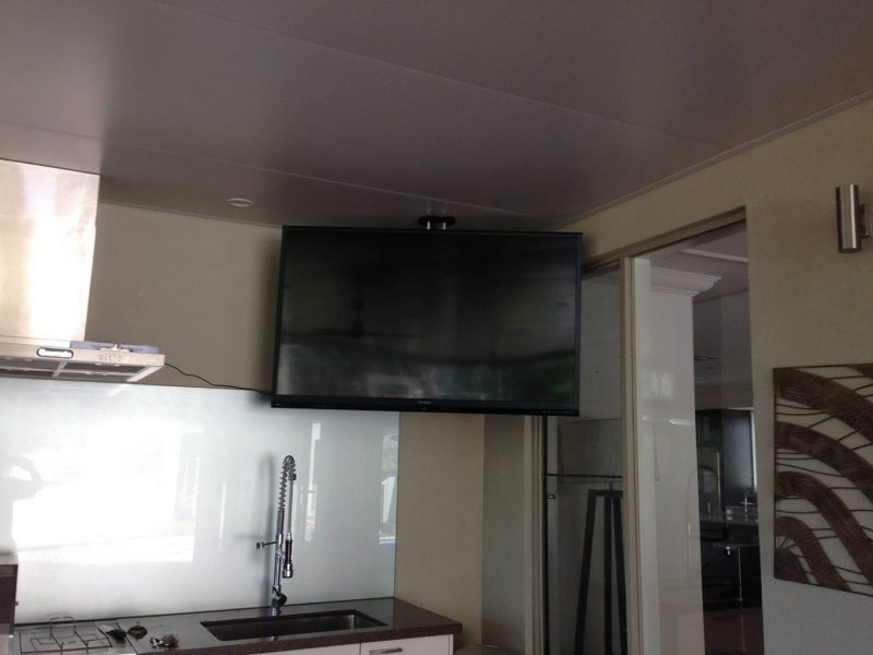 TV Roof Mounted In Donvale