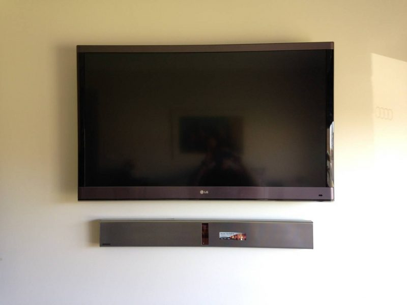 TV Wall Mount & Sound Bar – Jim's Antennas Ballarat