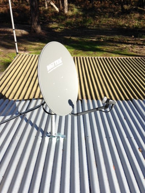 VAST Free To Air TV Solutions: Call Jim's Antennas Ballarat