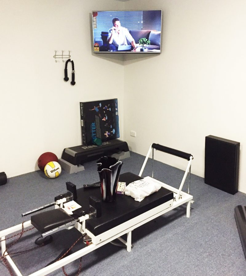 Wall Mounted TV Screens for Home Gyms in Fremantle