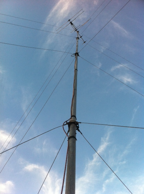Jim's Antennas Brisbane – Masts are a thing of the past