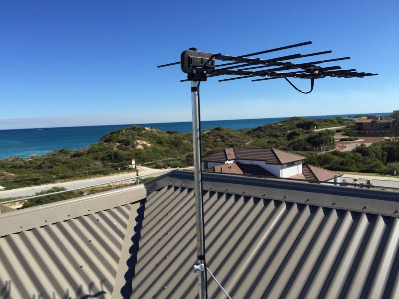 New TV Antenna in Yanchep Delivers Perfect Reception