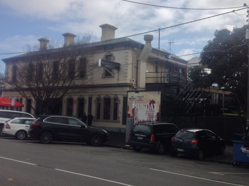 South Melbourne Hotel Gets Better Reception From Jim's Antennas