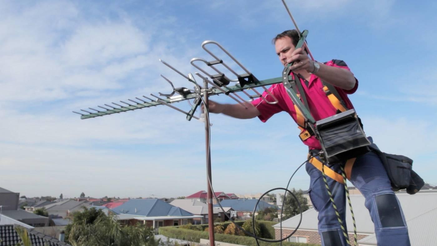 Jim S Tv Antenna Installation Mill Park 131 546