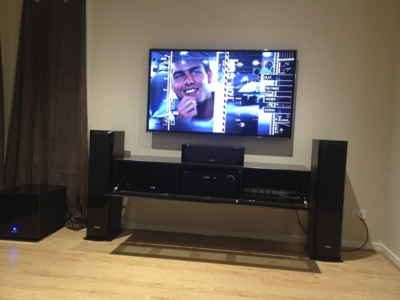 Home Theatre And TV Wall Mounting: Call Jim's Antennas