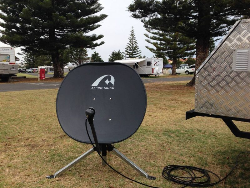 Want Quality Tv Reception While Touring Australia? Jim's Antennas Can Help