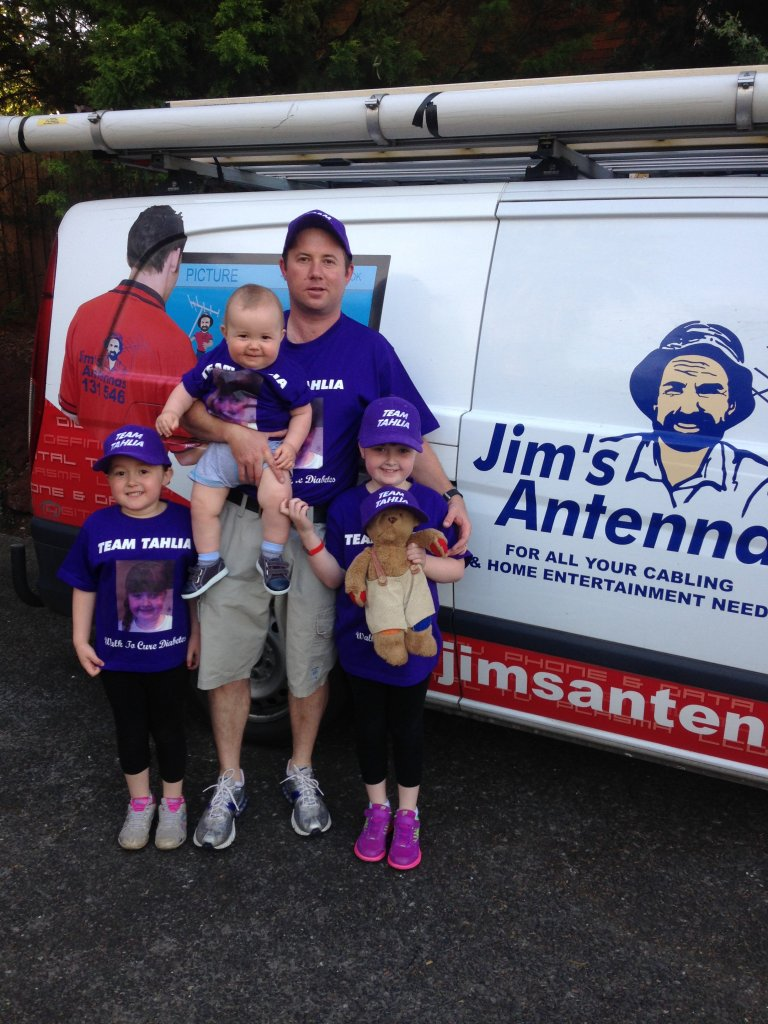 Learn Why The Walk to Cure Diabetes is So Significant for Jim's Antennas Montrose