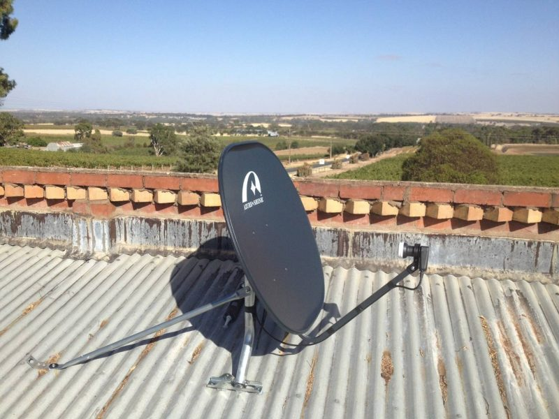 VAST Satellite TV in SA? Jim's Antennas can help you!