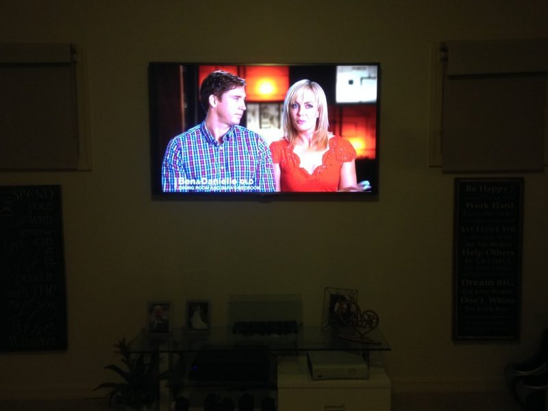 Jim's Antennas South Melbourne Installs A TV For His Toughest Customers