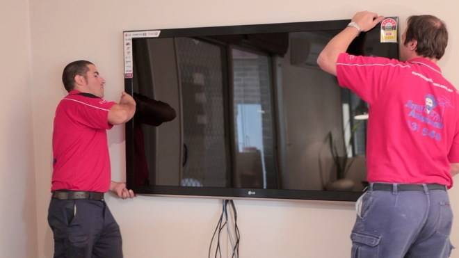 TV Installation Experts: Why You Need Them