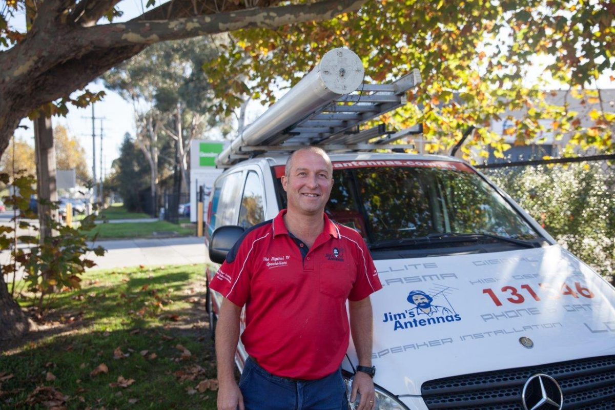 Jim's Antennas Cranbourn North Local Franchisee