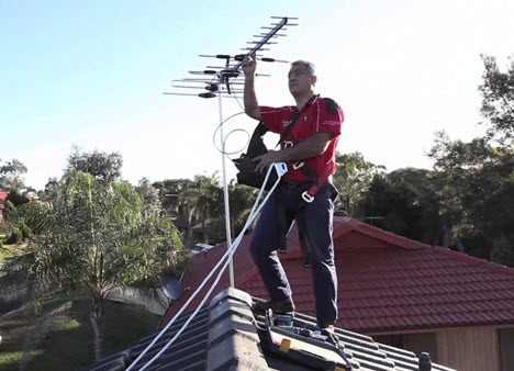 Antenna Installation Costs as little as $199 including the antenna fully installed