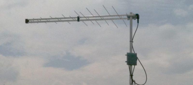 TV Antenna Booster