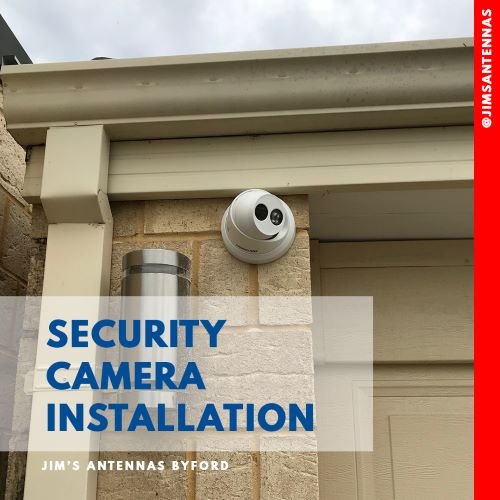 Qualified Security Camera Installers
