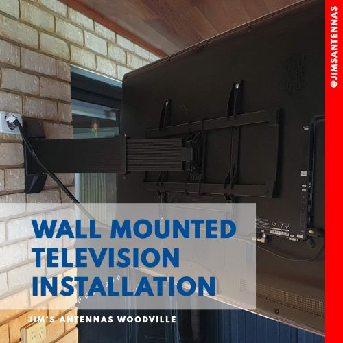 TV Wall Mount for outdoor Spa