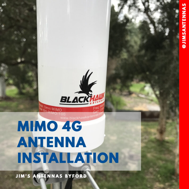 4G Antenna Byford