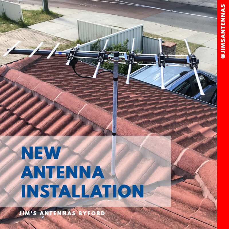 Antenna Replacement Armadale